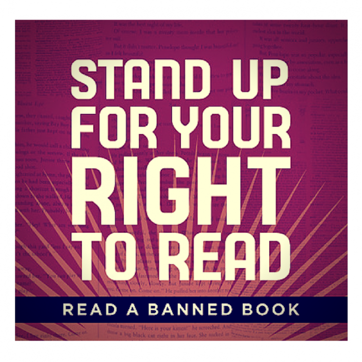 Stand Up For Your Right To Read