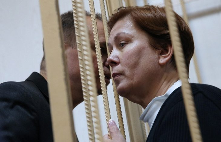 Director of Moscow's Library of Ukrainian Literature says not guilty of extremism More: http://tass.com/society/833045