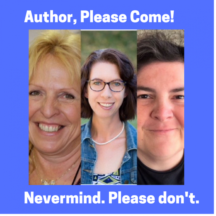 authors Ellen Hopkins, Gayle Pitman, and e.E. Charlton-Trujillo speak about being disinvited from schools