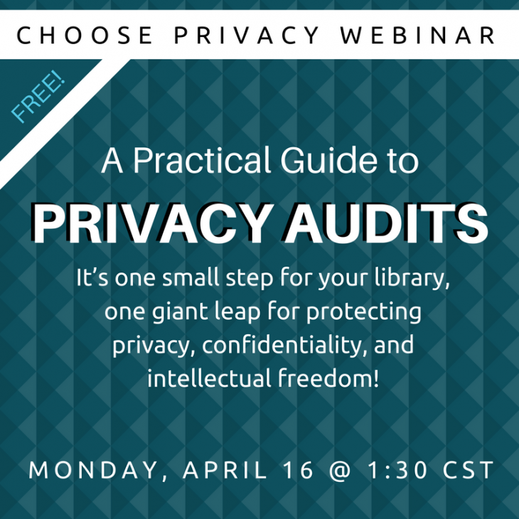 Choose Privacy Week Webinar 2018