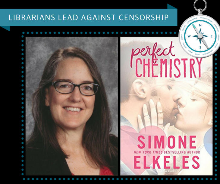 Librarians Lead Against Censorship Gina Schaarschmidt