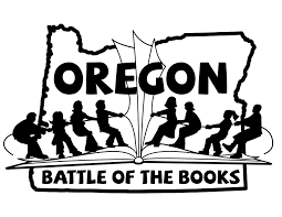 Oregon Battle of the Books sponsored by the Oregon Association of School Libraries