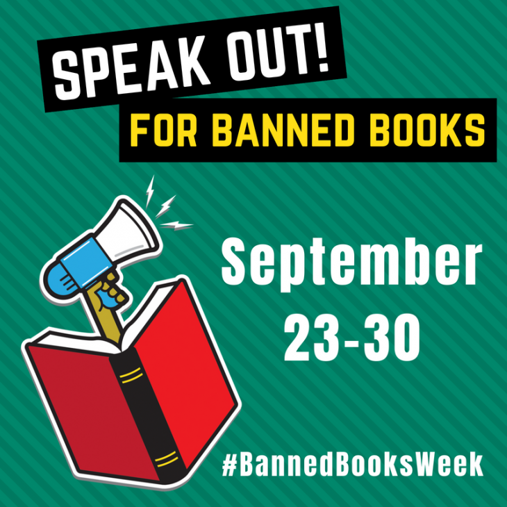 Speak Out for Banned Books