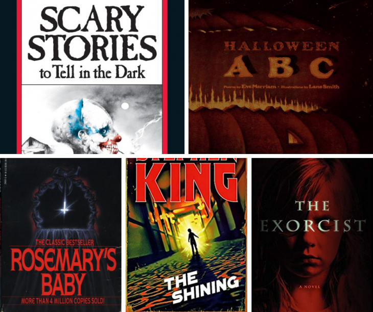Scary Banned Books