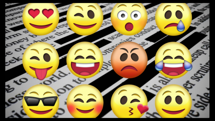 Emojis React to Censorship