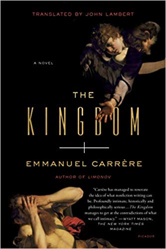 Cover of The Kingdom by Emmanuel Carrere