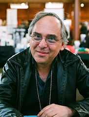 Art Spiegelman, photo by Chris Diaz, licensed for reuse