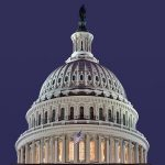 The dome of the US Capitol building.<br /> Source: Wikimedia, uploaded by Diliff, CC BY 2.5