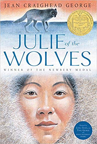 Cover of Julie of the Wolves.
