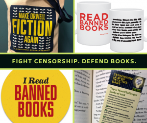 Fight Censorship. Defend Books.