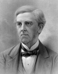 Oliver Wendell Holmes, circa 1879, by Armstrong & Co.