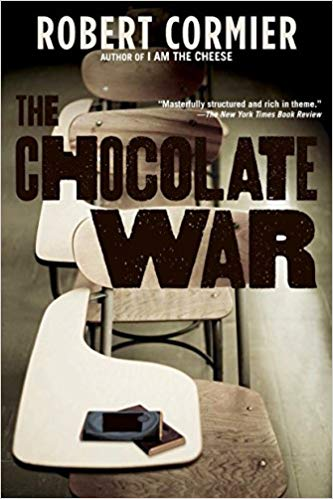 Image of cover of The Chocolate War