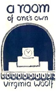 A Room of One's Own cover from Hogarth Press 1929