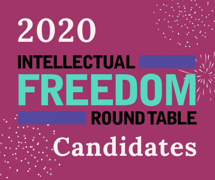 2020 IFRT Candidates