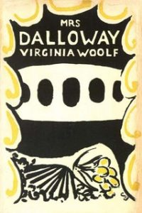 Mrs. Dalloway cover from Hogarth Press 1925