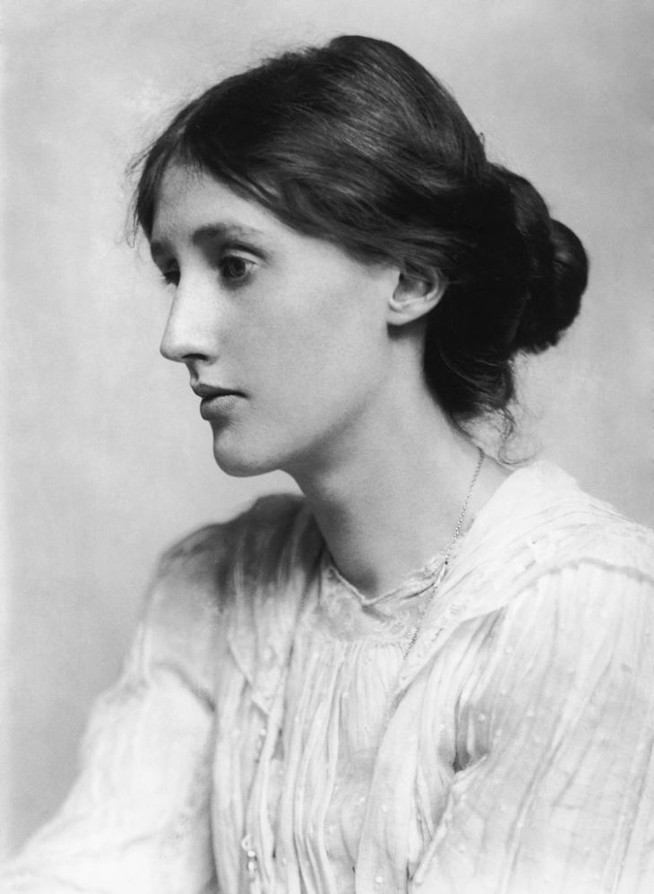 portrait of Virginia Woolf in 1902 by George Charles Beresford 1902