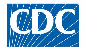 Logo for the CDC, Centers for Disease Control and Prevention