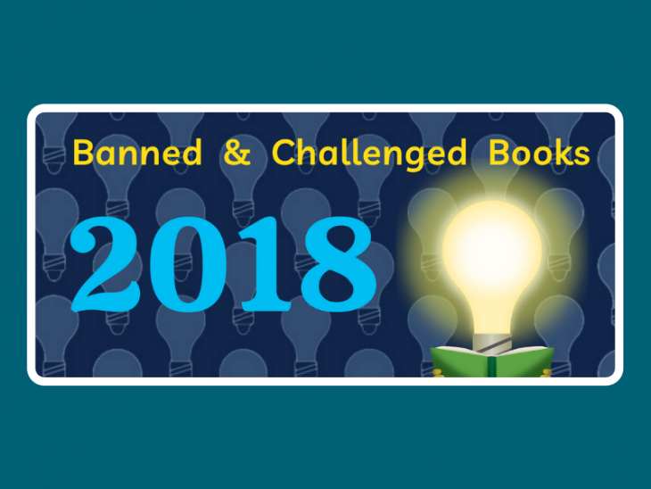 Banned and Challenged Books List