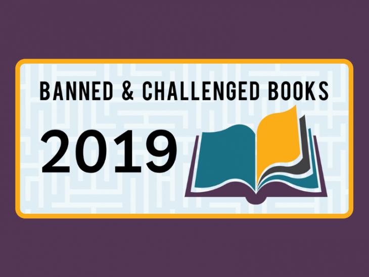Banned and challenged books list 2019