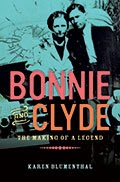 Bonnie and Clyde book cover