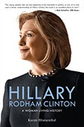 """Book cover of """"Hillary Rodham Clinton"""""""