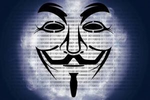 The Guy Fawkes mask is associated with Anonymous, a loosely affiliated online activism community emerging from 4chan.
