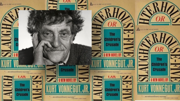 Kurt Vonnegut Slaughter House Five Book Cover