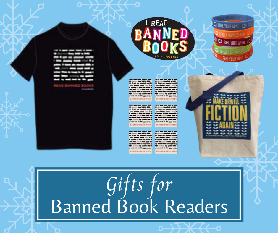 Gifts for Banned Books Readers