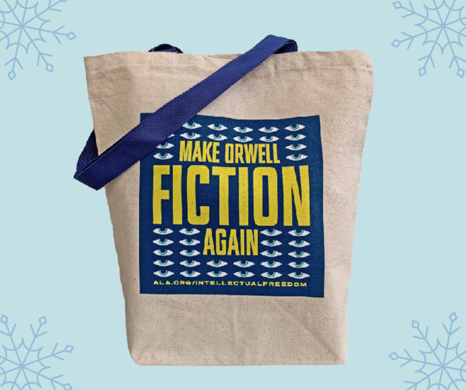 Make Orwell Fiction Again Tote