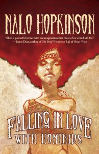"""""""Falling in Love with Hominids,"""" by Nalo Hopkinson"""