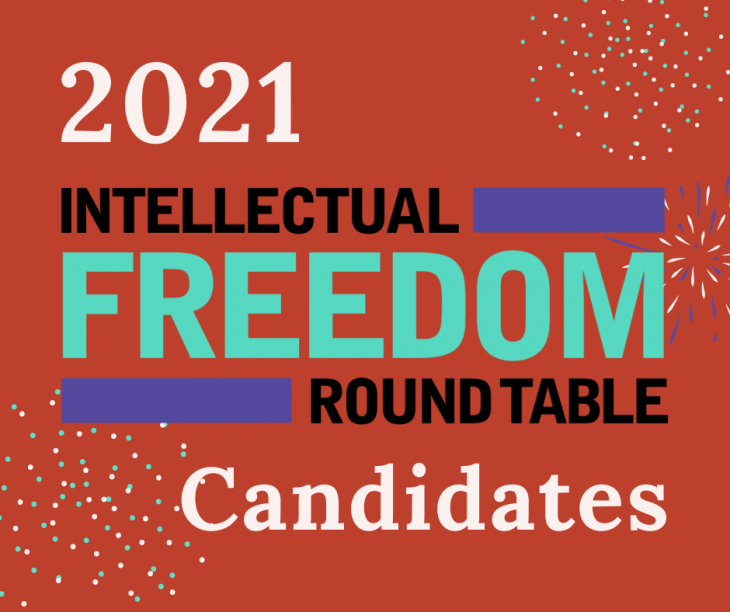 2021 IFRT Candidates