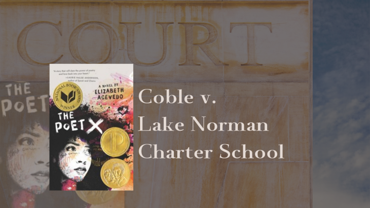 Poet X Coble V Lake Norman Charter School