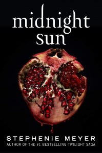 Book cover of Midnight Sun.