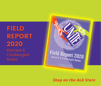 Field Report 2020 Banned & Challenged Books