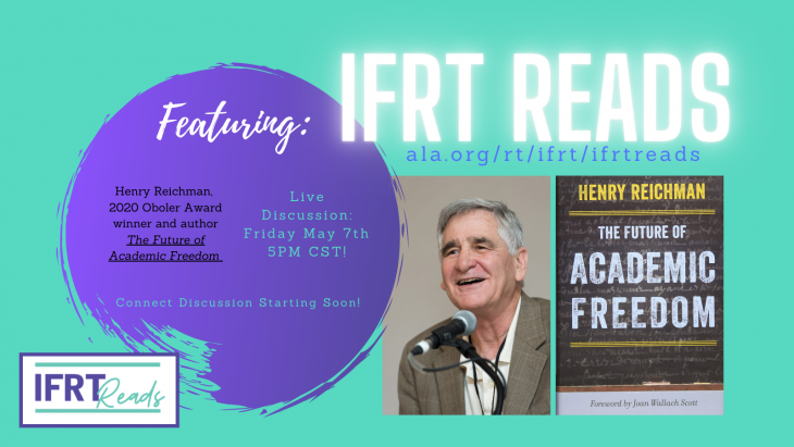 IFRT Reads The Future of Academic Freedom
