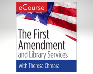The First Amendment and Library Services