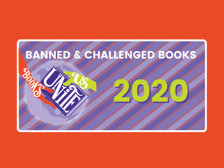 2020 Banned and Challenged Books