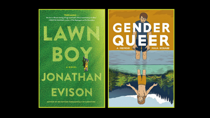 Lawn Boy and Gender Queer